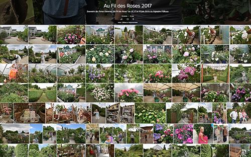 Au Fil des Roses 2017