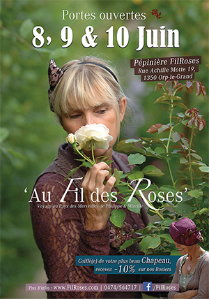 Au Fil des Roses 2018